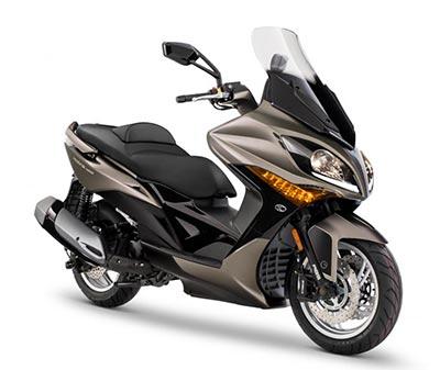 Taller motos Kymco en Madrid