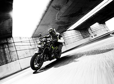 Taller motos Kawasaki en Madrid